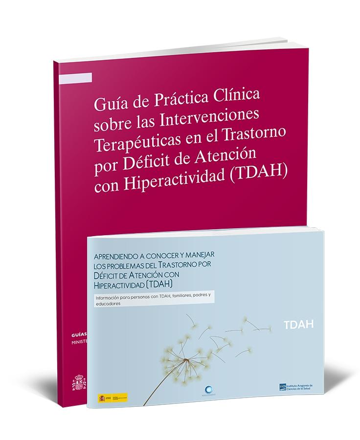 Guías sobre la intervención en el Trastorno por Déficit de Atención con Hiperactividad